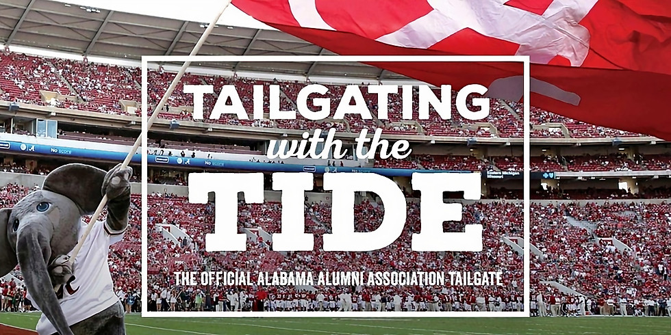 Tailgating with the Tide - Alabama vs. Tennessee