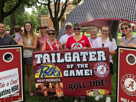 Just What Is Served At A CrimsonAti Tailgate?