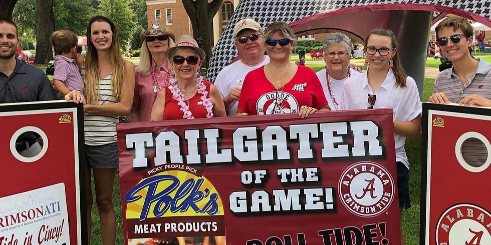Tailgate - Alabama vs. Mercer