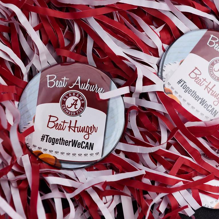 Beat Auburn Beat Hunger