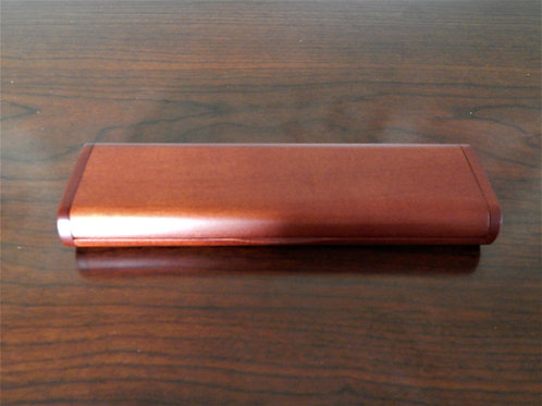 Handmade Rosewood Dual Pen or Pencil Case - Wood Turnings by Otha