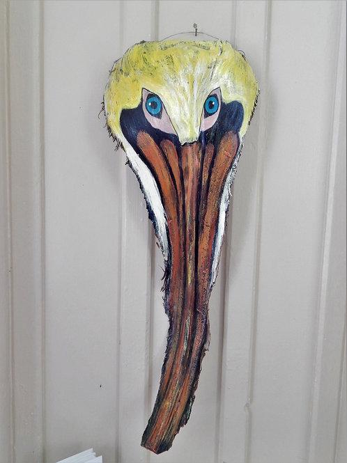Large Pelican Frond - Alberta Sulik