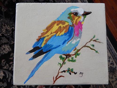Bird Stool - Alberta Sulik