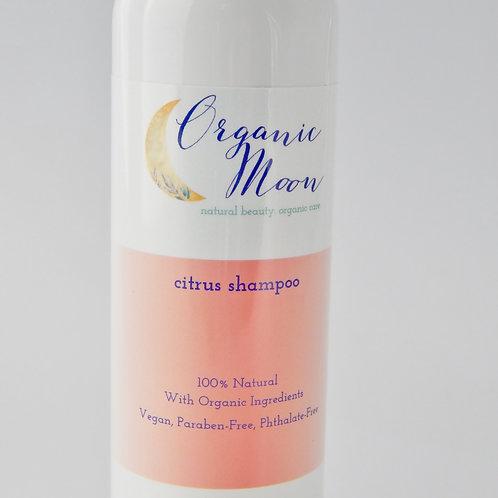 Organic Moon Citrus Shampoo - 8 oz. - Natural / Organic