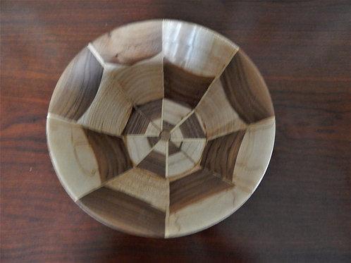 Handmade Exotic Woods Bowl -  #8 -David Richardson
