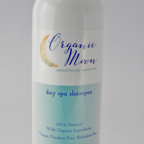 Organic Moon Day Spa Shampoo - 8 oz. - Natural/Organic
