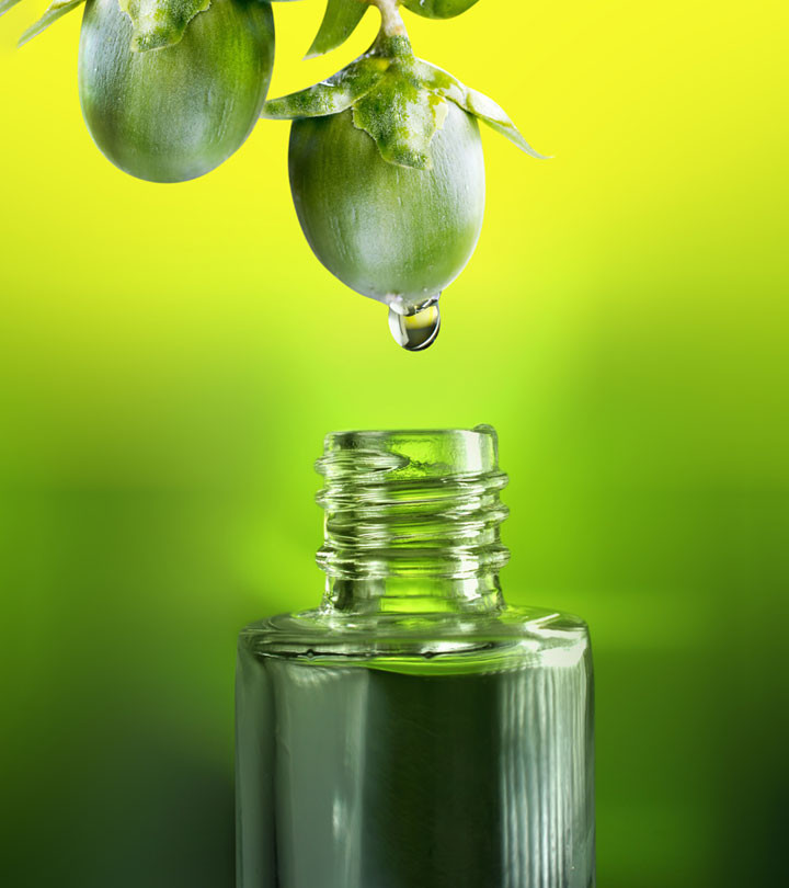 Jojoba Oil for Hair and Skin