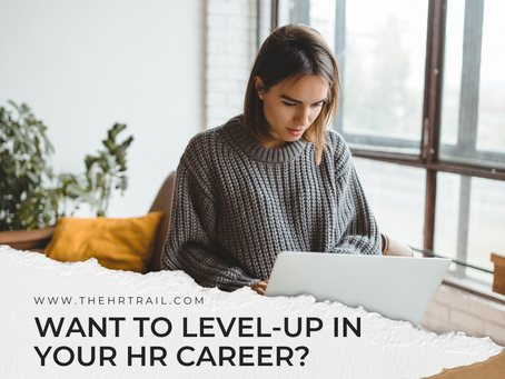 Want to Level-Up in your HR Career?