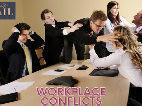 Difficult Work Relationships
