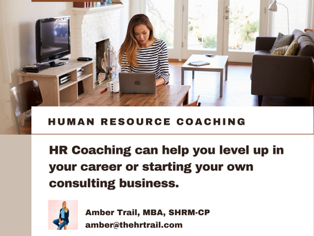 How HR Coaching Can Help You Level Up