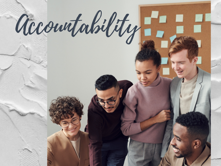 How to create a culture of accountability?