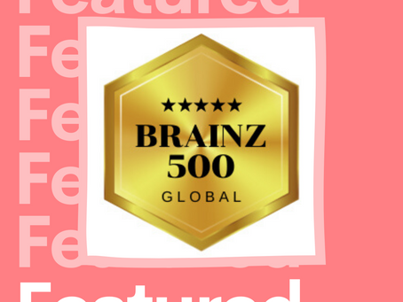 The HR Trail is Featured in Brainz 500 Global List 2020!