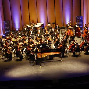 LLEGAMOS CON LA MÚSICA - Concierto Orquesta Sinfónica UNAB