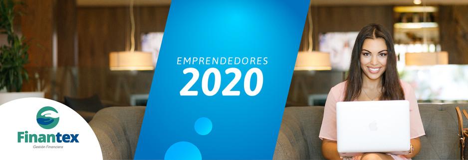 EMPRENDEDORES 2020