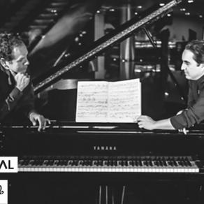 ENCUENTRO A DOS PIANOS: JUAN JOSÉ CHUQUISENGO Y JOSÉ LUIS MADUEÑO (Perú)