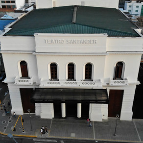 LOS BUMANGUESES HICIERON POSIBLE EL TEATRO SANTANDER