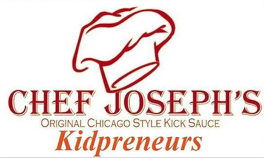 Chef Joseph's Kidpreneurs Live Event