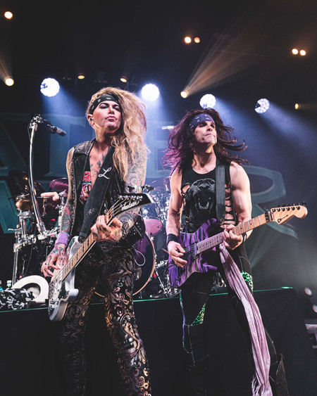 Satchel and Lexxi Foxx