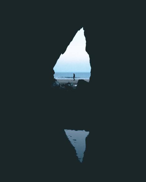 Shark Fin Cave