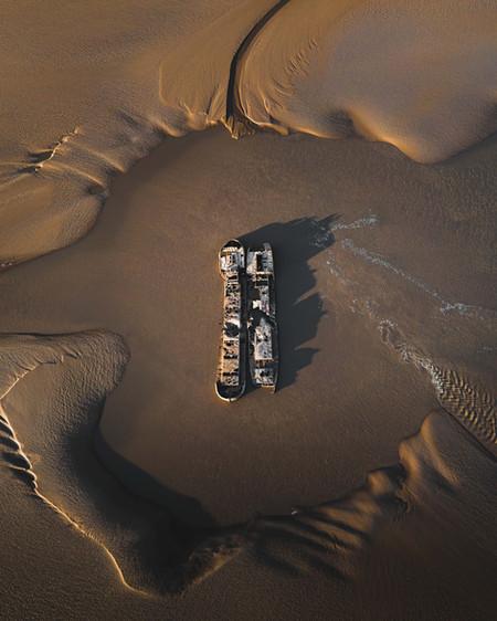 Purton Shipwreck