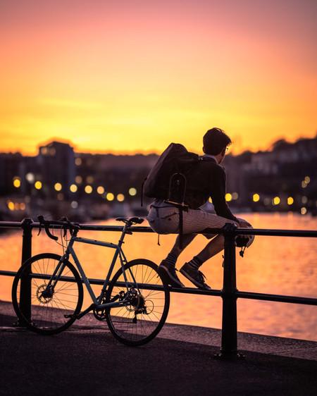 Harbourside Sunset