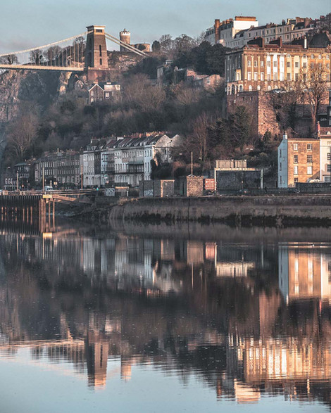 Cumberland Basin Reflections