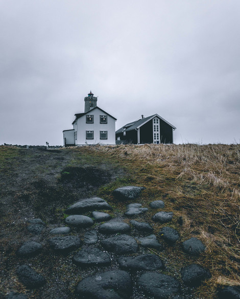 Grótta Island Lighthouse