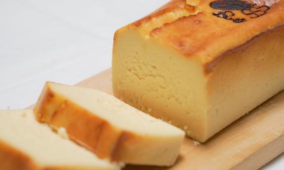 コバスコンの北海道贅沢チーズケーキ