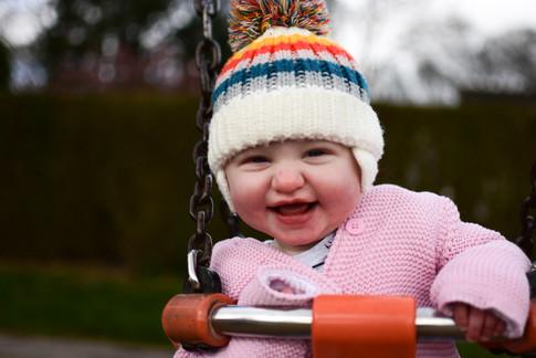 Outdoor Baby Portraiture