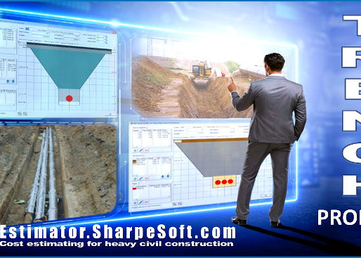 TRENCH PROFILER MAKES DESIGNING TRENCHES A SNAP
