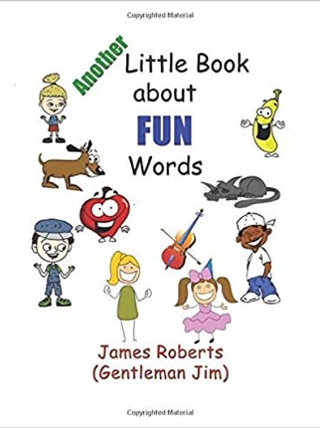 Another Little Book About FUN Words