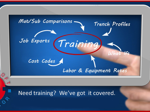 NEED TRAINING?  WE'VE GOT IT COVERED
