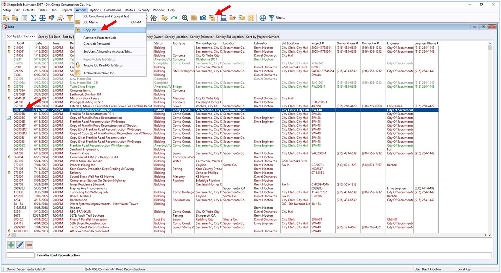 Builder Estimating Software SharpeSoft