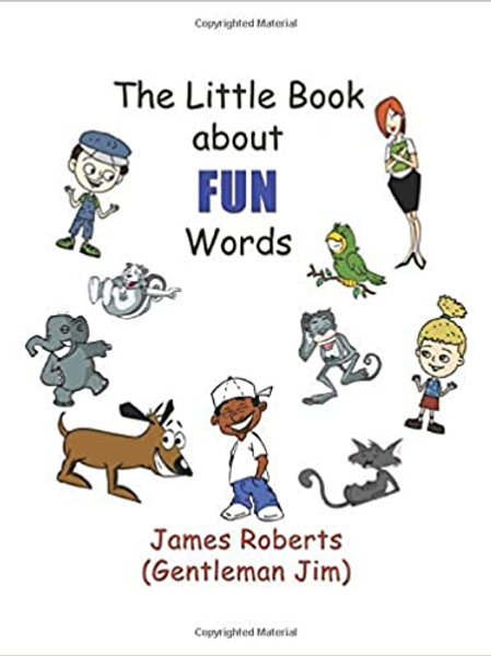 The Little Book About FUN Words