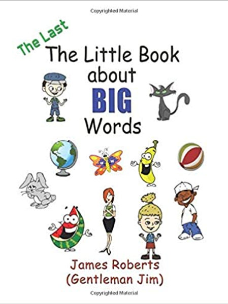 The Last Little Book About BIG Words