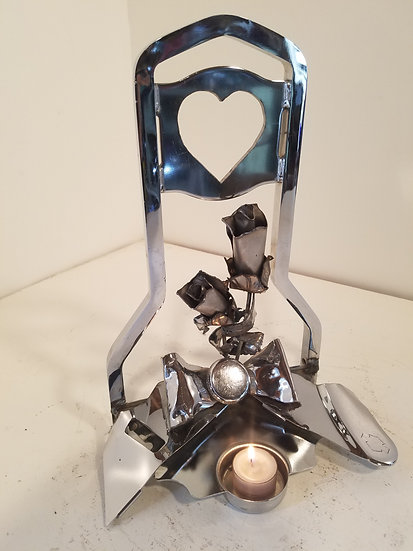 Wedding Candlestick Holder