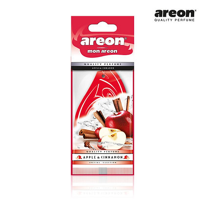 AREON MON APPLE AND CINNAMON / MAÇA E CANELA