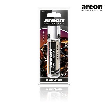 AREON PERFUME BLISTER 35ML BLACK CRYSTAL