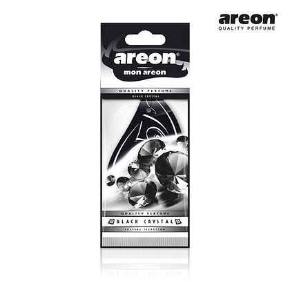 AREON MON BLACK CRYSTAL CRISTAL PRETO