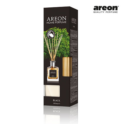 AREON HOME PERFUME STICKS 150ML BLACK