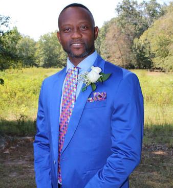 Pastor Derrick Worrell
