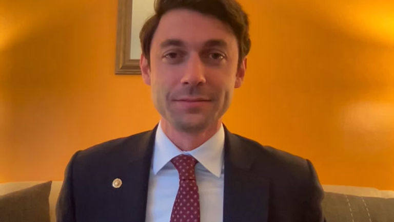 Click to hear the message from GA US Senator John Ossoff to GGBCC