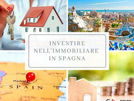 Ti senti pronto ad investire nel mercato immobiliare? Perché non farlo in Spagna?