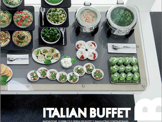 Sambonet Italian Buffet Collection