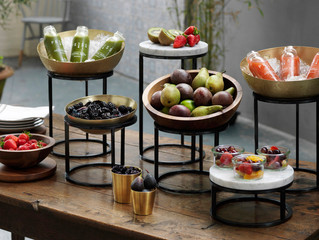 Reinvented Buffets
