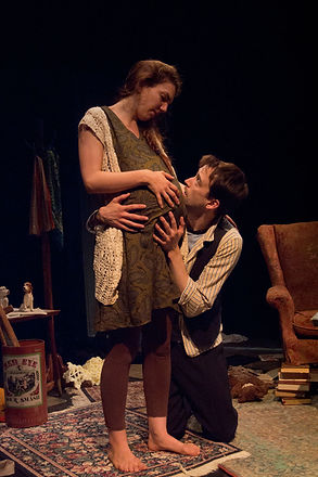 Home Free! Lanford Wilson Drama Williamstown Theatre Festival Scenic Design Productions Gabriel Firestone Set Theater WTF