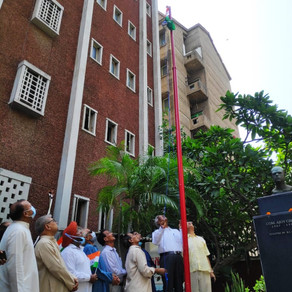 CPI Celebrates 75th Independence Day