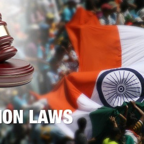 Oppose Sedition Law