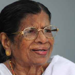 CPI Pays Homage and Tributes to Com Gouri Amma