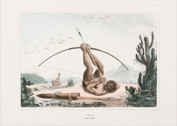 Portal disponibiliza 2.500 obras da iconografia brasileira